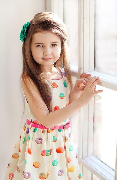 الأطفال جمال الدنيا