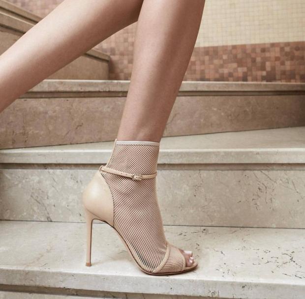 مجموعة مميزة من الأحذية الشتوية