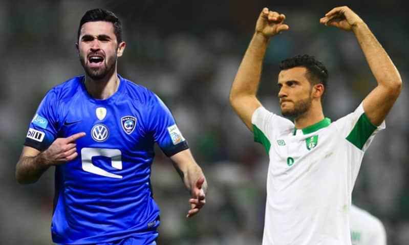 المرشحين لجائزة أفضل لاعب عربي لعام 2017