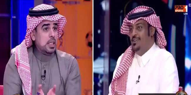 إعلامي نصراوي ينصح العين الإماراتي بعدم إعارة عموري للهلال.. والشريف: يرد..!