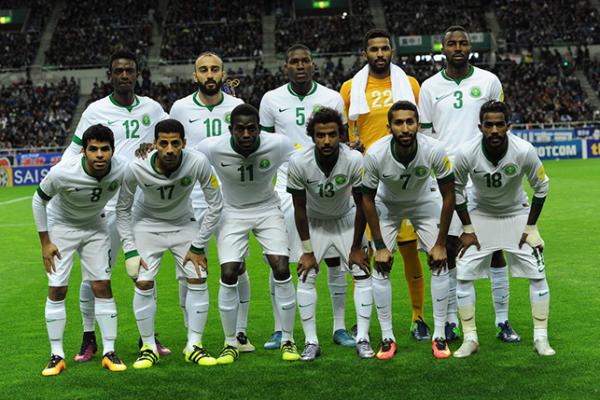 """جدول مباريات منتخب السعودية في """"خليجي 23"""""""