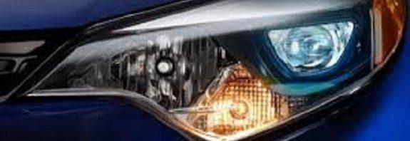 طريقة ضبط إضاءة السيارة