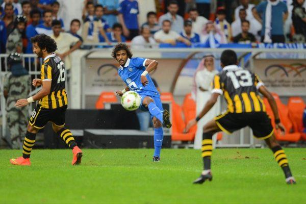 حكم مباراة الهلال والاتحاد في الدوري السعودي