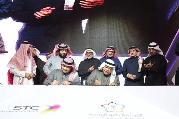 آل الشيخ يعلن توقيع أكبر عقد رعاية للدوري السعودي في الشرق الأوسط