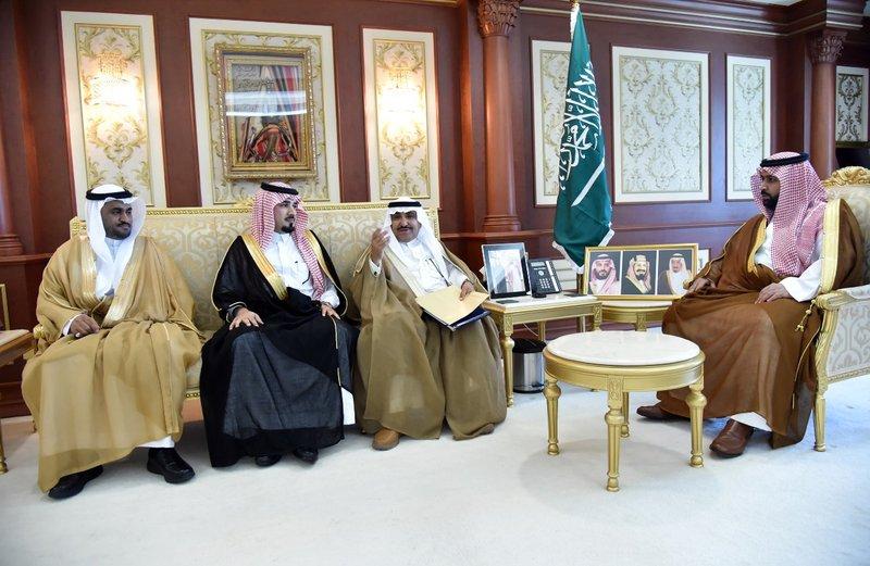 السعودية بالمنطقة