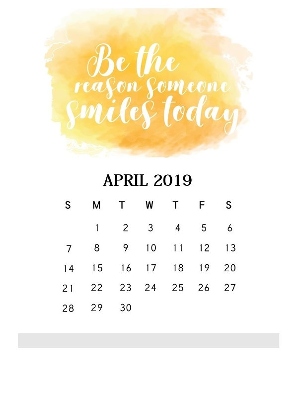 April-2019-Calendar-With-Quotes.